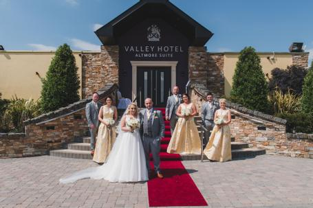 The Valley Hotel | Fivemiletown | Golden Wedding at The Valley Hotel